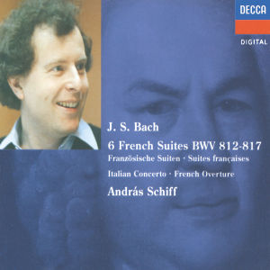 BACH, J.S. - FRENCH SUITES 1-6