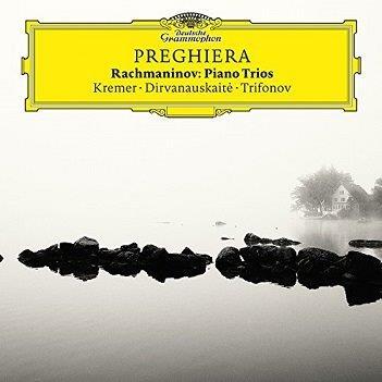 RACHMANINOV, S. - PREGHIERA - PIANO TRIOS