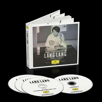 LANG LANG - BACH: GOLDBERG.. -DELUXE-
