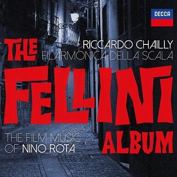 ROTA, NINO - FELLINI ALBUM