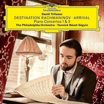 TRIFONOV, DANIIL - DESTINATION RACHMANINOV: