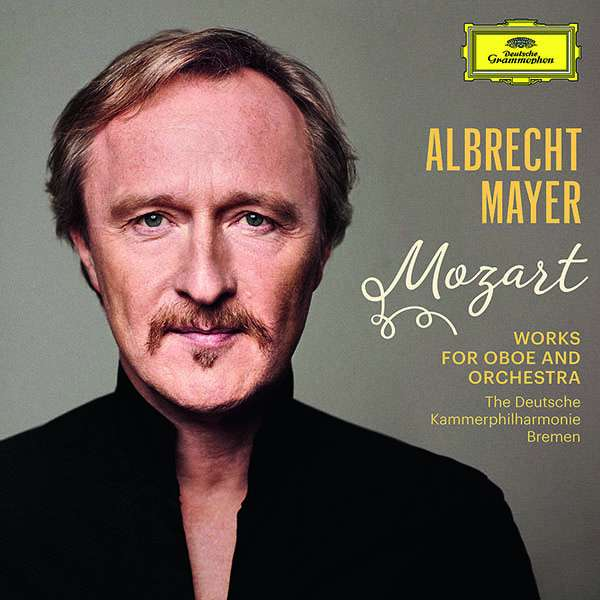 MAYER, ALBRECHT/VITAL JUL - MOZART: WORKS FOR OBOE..