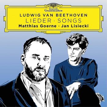 GOERNE, MATTHIAS - BEETHOVEN SONGS