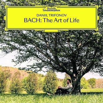 TRIFONOV, DANIIL - BACH: THE ART OF LIFE