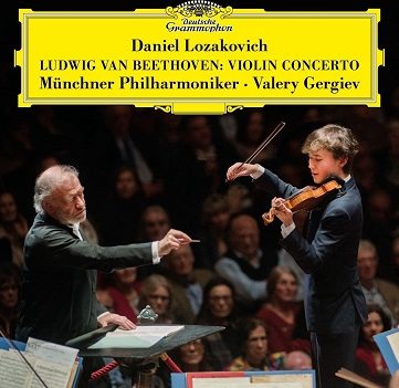 Daniel Lozakovich - BEETHOVEN-VIOLIN CONCERTO