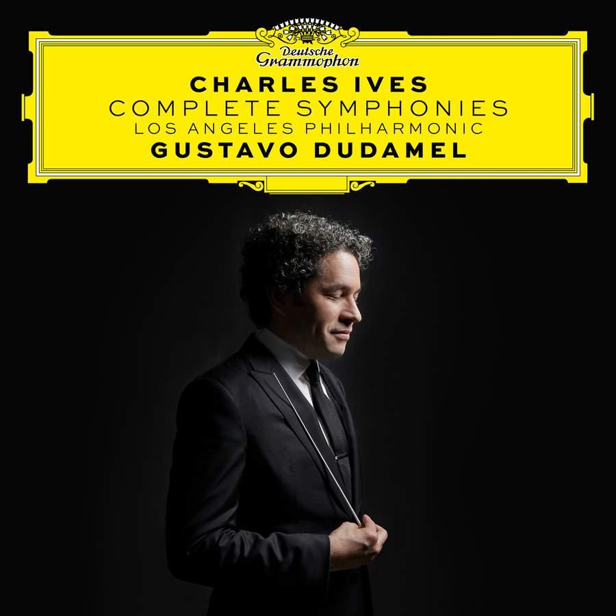 DUDAMEL, GUSTAVO - CHARLES IVES: COMPLETE..