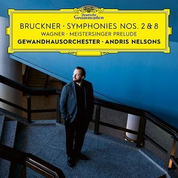NELSONS, ANDRIS / GEWANDH - BRUCKNER: SYMPHONIES..