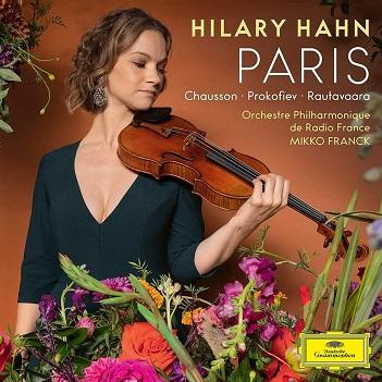 HAHN, HILARY - PARIS