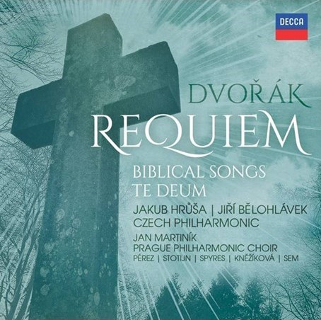 DVORAK, A. - REQUIEM/BIBLICAL SONGS/TE