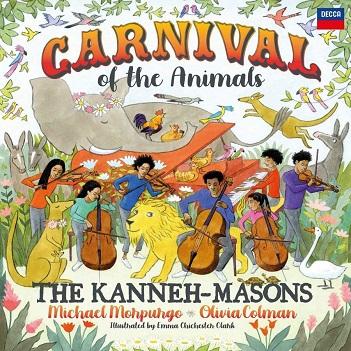 KANNEH-MASONS - CARNIVAL