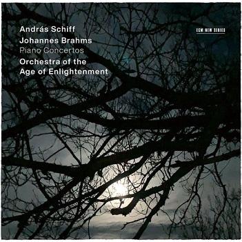 SCHIFF, ANDRAS - BRAHMS PIANO CONCERTOS