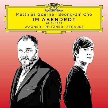 GOERNE, MATTHIAS / SEONG- - IM ABENDROT - SONGS BY..