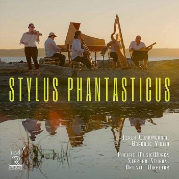 PACIFIC MUSICWORKS - STYLUS PHANTASTICUS