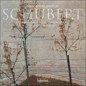 SCHUBERT, F. - PIANO SONATA IN B FLAT..