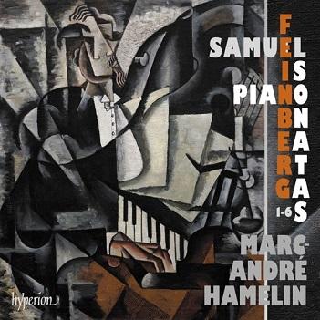 FEINBERG, S. - PIANO SONATAS 1-6