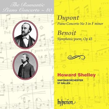 SHELLEY, HOWARD - ROMANTIC PIANO CONCERTO..