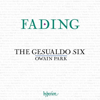 GESUALDO SIX - FADING
