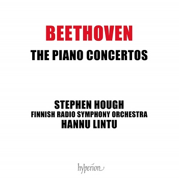 HOUGH, STEPHEN - BEETHOVEN THE PIANO CONCE