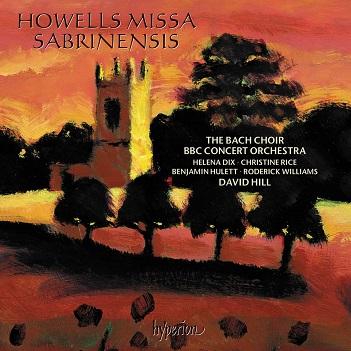 HOWELLS, H. - MISSA SABRINENSIS