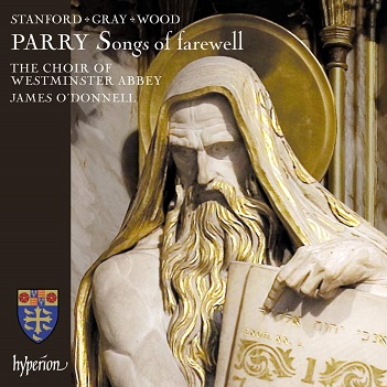 CHOIR OF WESTMINSTER ABBEY - SONGS OF FAREWELL & OTHER