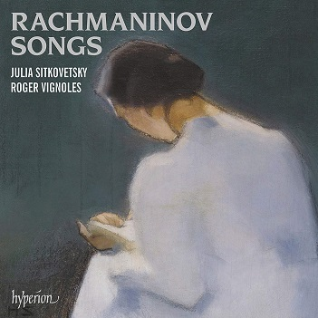 SITKOVETSKY, JULIA - RACHMANINOV SONGS
