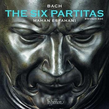 ESFAHANI, MAHAN - SIX PARTITAS