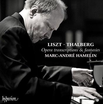 HAMELIN, MARC-ANDRE - LISZT/THALBERG: OPERA..