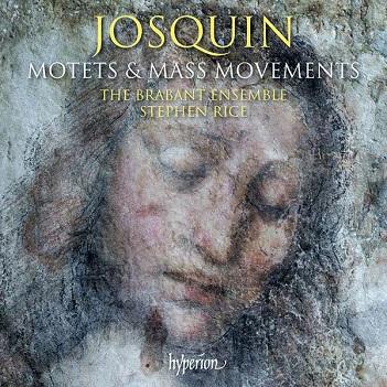 Brabant Ensemble - MOTETS & MASS MOVEMENTS