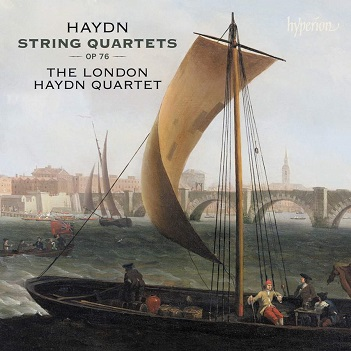 LONDON HAYDN QUARTET - HAYDN STRING QUARTETS..