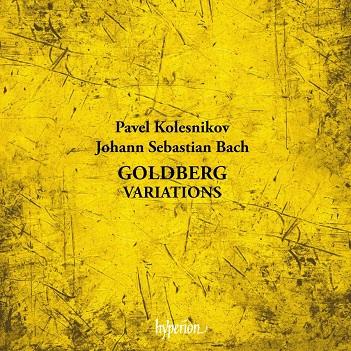 KOLESNIKOV, PAVEL - BACH GOLDBERG VARIATIONS