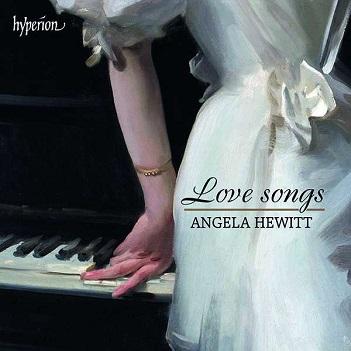 HEWITT, ANGELA - LOVE SONGS