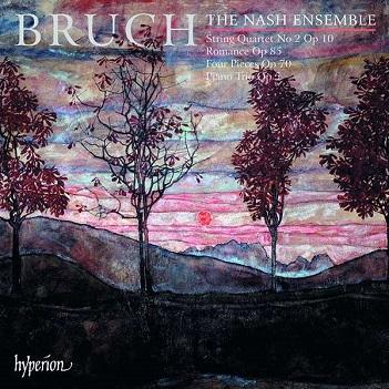 NASH ENSEMBLE - BRUCH PIANO TRIO &..