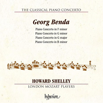 SHELLEY, HOWARD - CLASSICAL PIANO..