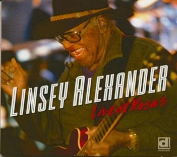 ALEXANDER, LINSEY - LIVE AT ROSA'S