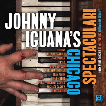 IGUANA, JOHNNY - JOHNNY IGUANA'S CHICAGO..