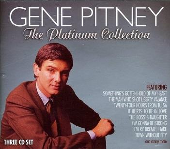 PITNEY, GENE - PLATINUM COLLECTION