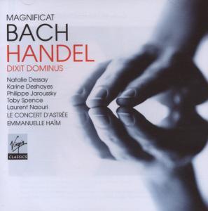 BACH / HANDEL - MAGNIFICAT BWV 243 / DIXIT DOMINUS HWV 232