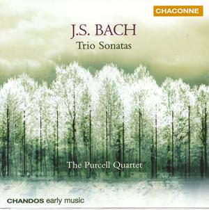 BACH, J.S. - TRIO SONATAS BWV525/530