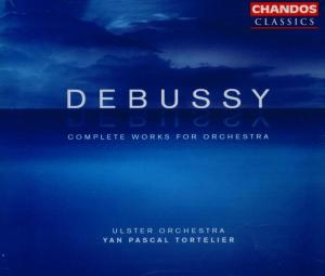 Ulster Orchestra-Pascal Tortelier - COMPLETE WORKS FOR ORCHESTRA