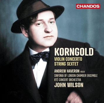 Korngold-Violin Concerto - ANDREW HAVERON