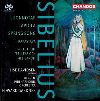 GARDNER, EDWARD / BERGEN PHILHARMONIC ORCHESTRA - SIBELIUS:.. -SACD-