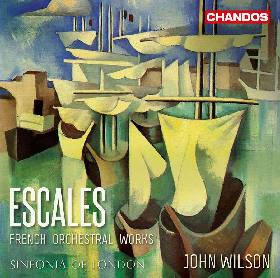 SINFONIA OF LONDON - ESCALES - FRENCH.. -SACD-