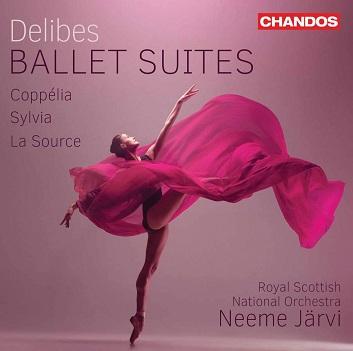 JARVI, NEEME - DELIBES BALLET.. -SACD-