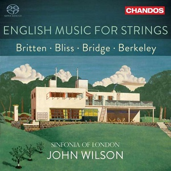 SINFONIA OF LONDON / JOHN - ENGLISH MUSIC.. -SACD-