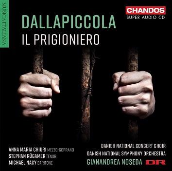 DALLAPICCOLA, L. - IL PRIGIONIERO -SACD-