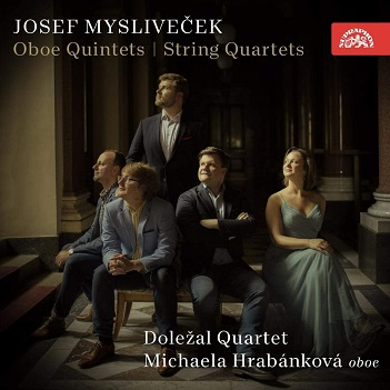 DOLEZAL QUARTET/MICHAELA - JOSEF MYSLIVECEK: OBOE..