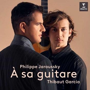 JAROUSSKY / GARCIA - A SA GUITARE