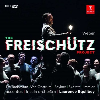 EQUILBEY, LAURENCE / INSU - WEBER: THE.. -CD+DVD-