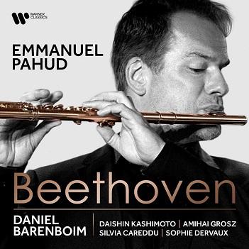 PAHUD, EMMANUEL - BEETHOVEN: CHAMBER MUSIC
