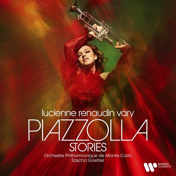 RENAUDIN VARY, LUCIENNE - PIAZZOLLA STORIES -DIGI-
